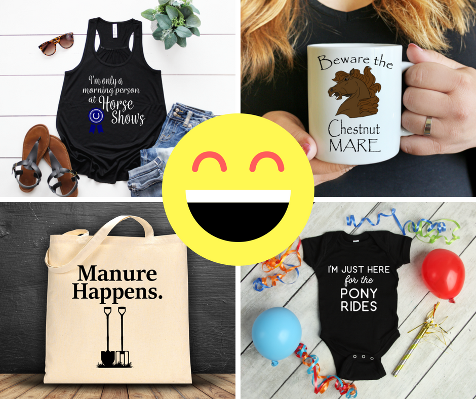 10 Funny Gifts for Horse Lovers