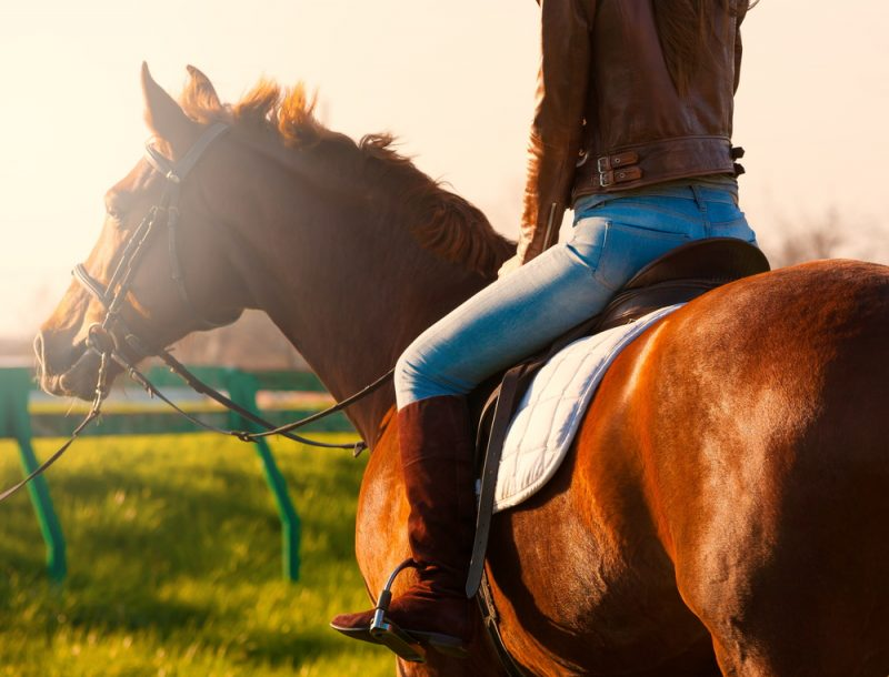 9 Health Benefits of Horseback Riding